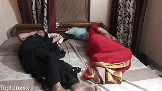 Desi hot Bhabi and sexy aunty fucking with young boy