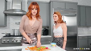 too much ginger in the kitchen