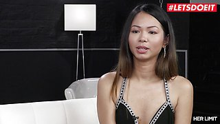 HER LIMIT SEXY ASS ASIAN JUREKA GETS DOMINATED BY BWC