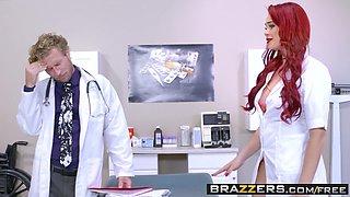Brazzers - Doctor Adventures - When A Doctor Needs Help scen