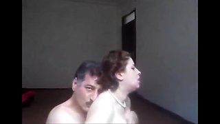 Old ugly man fuck his junior secretary