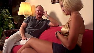 daddy cums in young hot daughter