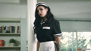 Spanish housekeeper Susi Gala does everything her young boss desires