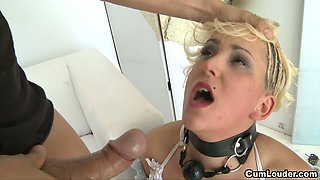 Horny Jenny One does extreme hardcore