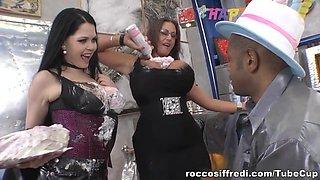 Rocco's Abbondanza #02, Scene #02
