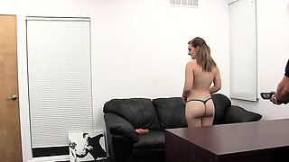Cute Tatted Up Spinner Gets Buttfucked, Swallows Jizz