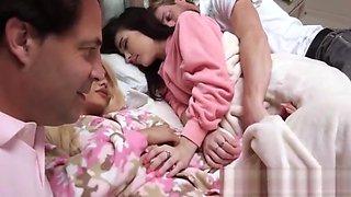 DAUGHTERs get some DAD DICK BEFORE SLEEP
