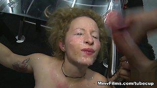 Best pornstar in Amazing MILF, Cumshots porn scene