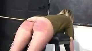 Military Caning 2