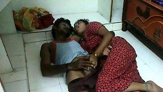 south indian couple nitya and ranesh hot fucking in telugu