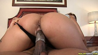 This Brazil babe knows how to work the cock.