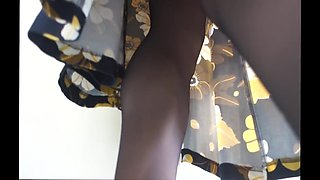 Wifes sexy lingerie teaser
