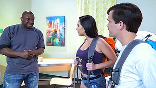 Brazzers - Baby Got Boobs - Karlee Grey and P