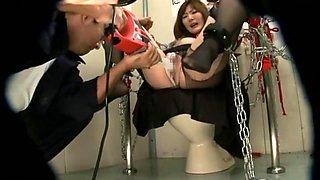 Exotic Japanese model Momoka Nishina, Risa Mita in Horny BDSM, Fetish JAV clip
