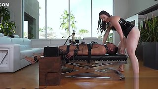 Chanel Preston - Milking machine