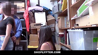 Arielle Faye    Jasmine Summers in Case No. 4469525 - Shoplyfter
