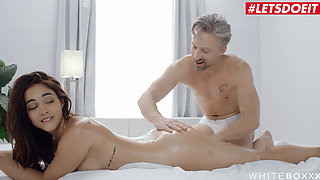 LETSDOEIT Ginebra Bellucci Kinky Morning Anal Sex With Spanish Hot Teen Babe