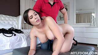 Charming babe Lilian Stone is such a dirty little slut. HD video