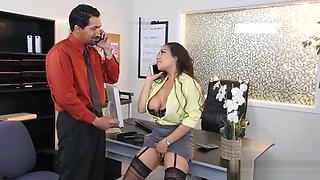 Big tits sex video featuring Priya Price and Juan Largo