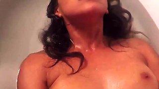 Hot Girl Shower Masturbation