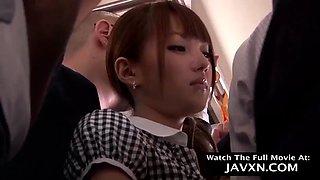 Amazing japanese teen fucked
