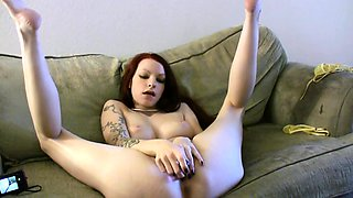 Beautiful chick rides on guys dong passionately
