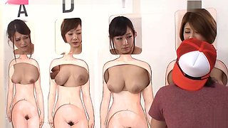 If You Are A Son Try Naked Mother! Mother Aunt Aunt All Big Breasts SP Part 1