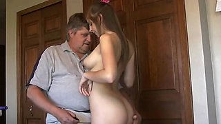 Old man bbw fuck naughty junior