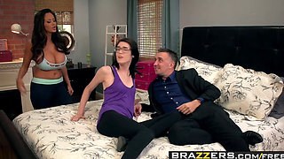 Brazzers - Real Wife Stories - Ava Addams Keiran Lee - Stay Away From My Daughter Part 2 - Trailer preview