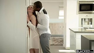 Beautiful wife shared with black man