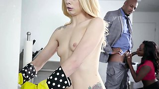 Brazzers - Real Wife Stories -  Our Cute Litt