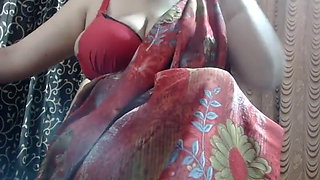 Desi big boobs bhabi