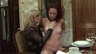 Girls In White 1 Scene 3 (2007) 320x576 lzb NinaHartley SatinePhoenix TrinityPost HeatherSilk