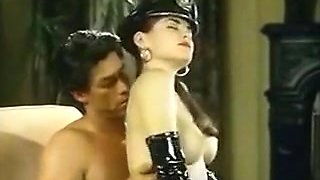 Vintage fetish sensuality
