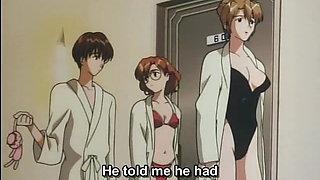 Agent Aika #5 OVA anime (1998)
