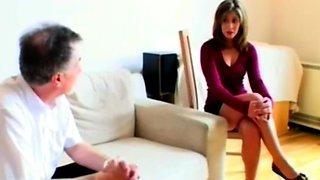 The spanking diary of the naughty babysitter Michaela