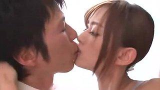 Naughty relationship with NOT her stepsisterKijima Airi