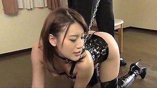 Horny Japanese slut in Exotic HD, Toys JAV video