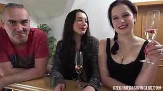 Czech mega swingers 21 part 1