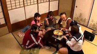 japanese family full HD