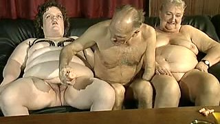 Aged Swingers Party #1