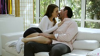 Emotional pretty gal Jill Kassidy is made for extremely emotional cock ride