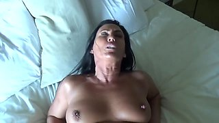 Mommy takes StepSon to Hotel Taboo