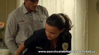 Ana Alexander and Augie Duke - Chemistry S01E12
