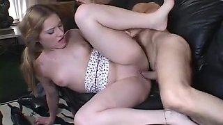 Exotic pornstar in amazing oldie, cunnilingus xxx scene