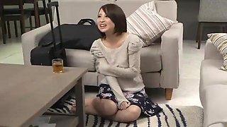 Great Japanese chick in Wild Cumshots, Blowjob/Fera JAV video unique