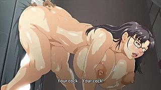 Sexy Cheating Unfaithful Milf Wives Fucking Stranger Hentai
