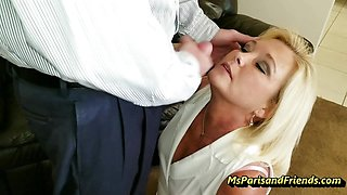 Mature Ms Paris Rose in The Realtor Does Whatever it Takes