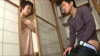 Petite Short Hair Japanese Mature Fucking Guy Toy Home