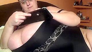 Anna Love mega tits & clit